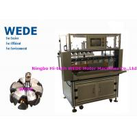Buy cheap 0.12 - 0.4mm Wire Coiling Machine, Adjustable Armature Coil Winding Machine product