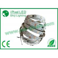 Buy cheap Flexible Outdoor Digital RGB LED Strip  Waterproof  5050SMD with 10IC 9.6watt/m product
