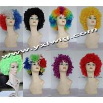 Buy cheap Football Fans Wig/Flag Football Wig product
