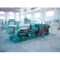 China Two-Roll Mixing Mill For Rubber And Plastic on sale