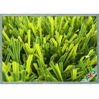Buy cheap Apple Green / Field Green Football Artificial Turf 10000 Dtex UV Resistant product