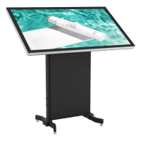 China K S T Base Type 49 Touch Screen Digital Signage For Mall on sale
