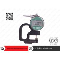 Buy cheap Dial thickness gauge Green color 0~12.7mm / 0.5''  0.001mm/0.00005'' from Wholesalers