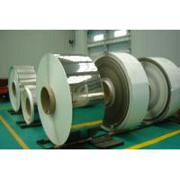 Buy cheap BS 1449 , DIN17460 , DIN 17441 Stainless Cold Rolled Steel Coil Strips 2B , BA Grade F321 product