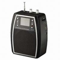 Buy cheap Waistband Voice Amplifier with MP3 Player, FM and Recording Function product