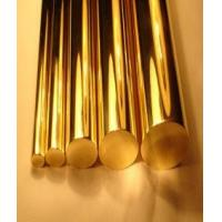 Buy cheap Copper Round Solid Bronze Bar , Casting Solid Copper Round Bar Corrosion Resistance product