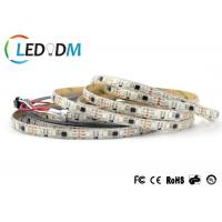 Buy cheap DC12V SMD5050 Addressable LED Strip Lights , WS2811 Flexible Digital LED Strip product