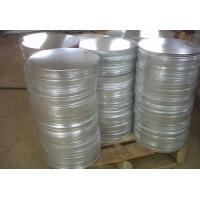 Buy cheap Mill Finished Aluminium Disc For Kitchen Ware 1050 1060 1100 3003 Bright Surface from Wholesalers