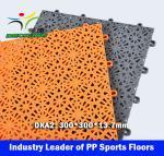 Buy cheap Tennis Court Tiles, Tennis Court Suspend Floor,  Modular Tennis Court Floor product