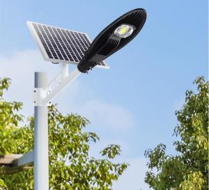 Buy cheap Waterproof Solar Led Street Lamp / Solar Energy Street Lights Auto Intensity Control product