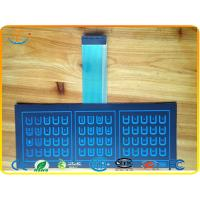 Buy cheap Graphic Overlay Embossed Membrane Switch Panel With 3M Adhesive product