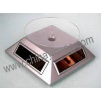 Buy cheap solar rotating display stand product