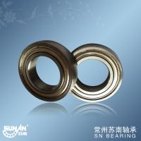 CS210 Stable Insert Bearings For Textile Machinery , Precision Ball Bearings