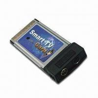 Buy cheap TV Tuner Card, Supports Video/Audio Input Connector for Video Camera, VCRs and Camcorders product