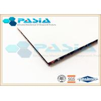 Buy cheap Anti - Corrosion Lightweight Door Panels , Stainless Steel Honeycomb Panels product