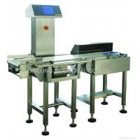 check weigher 230NS for small weight product weight  sorting process