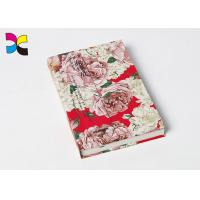 Buy cheap Fashional Office Custom Made Sewing Binding Notebooks With Ribbon , Headband product