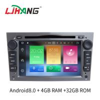 Buy cheap Android 8.0 Vectra Opel Car Radio DVD Player With OBD BT Radio Free Map product