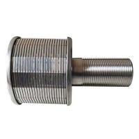 Buy cheap Factory Outlet Wedge Wire Double Filter Nozzle product