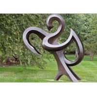 Buy cheap Park Landscape Decorative Bronze Statues Polishing Finishing Various Sizes product