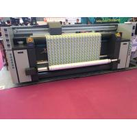 Buy cheap 2.2m Large Format Size Fabric Plotter Cotton Fabric Printing Machine product