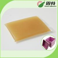 Buy cheap Bookbinding Hot Melt Glue For Book-Facing and Rigid Box Making On Automatic Rigid Box Maker product