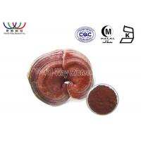 Buy cheap Red Reishi Mushroom Extract Lower Blood Pressure Pharmaceutical Grade product