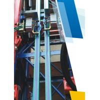 Buy cheap BHFS-5-25D/130 Elevator Slide Contact Line Power Supply Device For Construction Lifts product