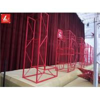 Buy cheap Creative Alphabet Letter Shape Irregular Shape Aluminum Truss Customized Color from Wholesalers