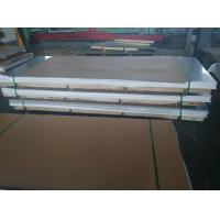 Quality Decoration polished stainless steel sheets with BV certificate for sale