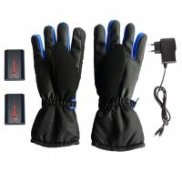 Battery Powered Heated Motorcycle Gloves With Built In