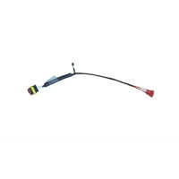 Buy cheap U Type Terminal 210mm Automotive Electrical Harness product