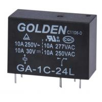 Buy cheap ROHS 10 Amp 16 Amp General Purpose Relay GA-1P/GA-2P JQX-14F product