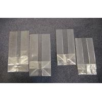 Cellophane OPP Block Bottom Bags Clear  Side Gusset for Candy / Sweets