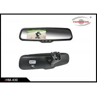 4.3 Inch Rear View Mirror Backup Camera SystemWith High Reflective Rate