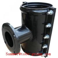 Buy cheap 316 Forged Butt Weld Fittings Stainless Steel sweepolet Pipe Fitting product