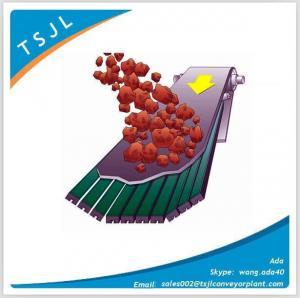 Buy cheap Material Handling Equipment Parts Conveyor impact cradle product