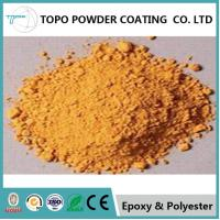 Buy cheap RAL 1005 Antimicrobial Powder Coating Smooth Texture H-2H Pencil Hardness product