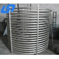 Buy cheap ASTM B265, Grade 3 and Grade 5 Zirconium Titanium Coil for Electroplating Equipment and Medical product