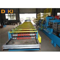Buy cheap Roof making machine Corrugated Roll Forming Machine  for PLC with touch screen product