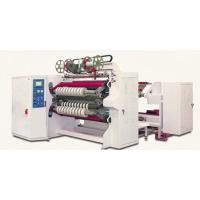 Buy cheap Automatic CPP, BOPP, Pet, PVC Film Slitting and Rewinding Machine product
