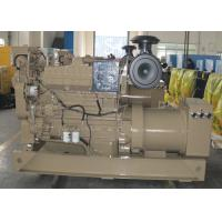 Buy cheap AC three phaseMarine Diesel Generators with gearbox CCS , BV product