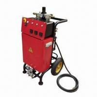 Buy cheap Polyurethane Spray and Injection Foaming Insulation Machine with 1000W/15m Heating Hose Power product