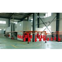 Quality dust-free the plastics powder coating line for sale