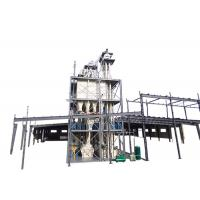 Buy cheap High Efficiency Poultry Feed Processing Plant 1-20T Per Hour Large Capacity product