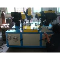 Buy cheap Auto Stainless Steel Polishing Machine , Polisher Buffer Machine With Touched Screen product