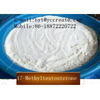 Quality High Purity Testosterone Steroids CAS 58-18-4 17-Methyltestosterone for sale