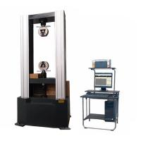 China 3000kg 10KN-500KN Computer Servo Electronic Hydraulic Universal Testing Machines For Metallurgy on sale