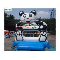 Buy cheap Indoor Panda Inflatable Bounce Houses Mini Jumping Castles for Rent product