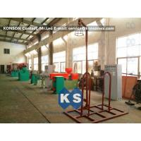 China PVC Wire Coating Machine 120mm x 150mm for PVC Coated Hexagonal Wire Mesh on sale